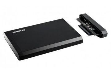 ohišja CHIEFTEC  Chieftec CEB-2511-U3 zunanje ohišje, 2.5'' SATA, USB 3.0, črno