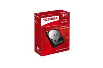 Trdi diski TOSHIBA  Toshiba trdi disk 1TB 2,5' SATA3, 6Gb/s, 5400, 8MB, kit