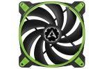 Ventilatorji ARCTIC COOLING  ARCTIC BioniX F140 PWM PST 140mm 4-pin ventilator, zelen