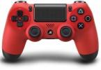 Gamepadi Sony  Sony DUALSHOCK 4 WL Controller, Gamepad Rdeč