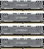 Pomnilnik CRUCIAL  CRUCIAL 32GB Kit (8GBx4) DDR4 2400 CL16 1.2V DIMM Ballistix Sport LT - BLS4C8G4D240FSB