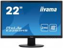 LCD monitorji IIYAMA  IIYAMA ProLite E2283HS-B1 54,7cm (21,5') FHD LED zvočniki LCD montor