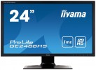 LCD monitorji IIYAMA  IIYAMA ProLite GE2488HS-B1 61cm (24') zvočniki LED LCD monitor