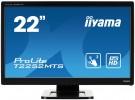 LCD monitorji IIYAMA  IIYAMA ProLite T2252MTS-B3 54,7cm (21,5') LED na dotik zvočniki LCD monitor