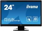 LCD monitorji IIYAMA  IIYAMA ProLite T2452MTS-B4 60 cm (23,6') LED na dotik zvočniki LCD monitor