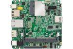 Osnovne plošče Intel Osnovna plošča s procesorjem  Intel® NUC DE3815TYBE inkl. Intel Atom E3815, Mainboard