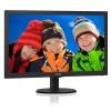 LCD monitorji Philips  PHILIPS 243V5QHAB/00 V-line 59,9cm (23,6') FHD WLED MVA zvočniki LCD monitor