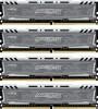 Pomnilnik CRUCIAL  CRUCIAL 64GB Kit (16GBx4) DDR4 2400 CL16 1.2V DIMM Ballistix Sport LT - BLS4C16G4D240FSB