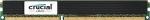Pomnilnik CRUCIAL  RAM DDR3L 16GB PC3-12800 1600Mhz CL13 ECC Reg DR x4 1.35V VLP Crucial