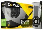 Grafične kartice Zotac Grafična kartica  ZOTAC Geforce GTX 1070 Founders Edition
