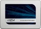 SSD diski CRUCIAL  SSD 1TB 2.5' SATA3 3D TLC, 7mm, CRUCIAL MX300