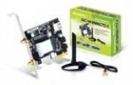 Mrežne kartice WiFi Gigabyte  Gigabyte GC-WB867D-I razširitvena kartica za WiFi 802.11ac in Bluetooth 4.0, PCI-E - GC-WB867D-I