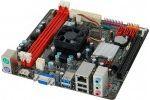 Osnovne plošče Biostar 1005 s procesorjem Biostar A68I-E350 DELUXE AMD E-350, Mainboard