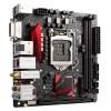 Osnovne plošče Asus  ASUS B150I Pro Gaming/WiFi/Aura LGA1151 Mini-ITX osnovna plošča