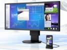 LCD monitorji NEC  NEC MultiSync EA294WMi 73,6cm (29') QHD e-IPS WLED (G5) LCD monitor