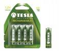 Baterije in polnilci TESLA 1506 TESLA BATERIJA- AA POLNILNA BLISTER 4 KOS (LR06)