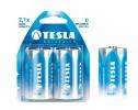 Baterije in polnilci TESLA 1506 TESLA BATERIJA - D BLUE+ BLISTER 2 KOS (LR20)
